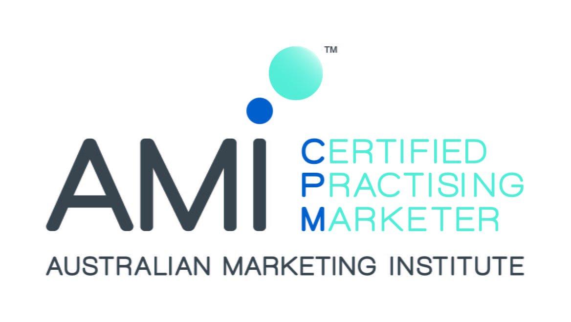 Australian Marketing Institute Certified Practicing Marketer AMI CPM