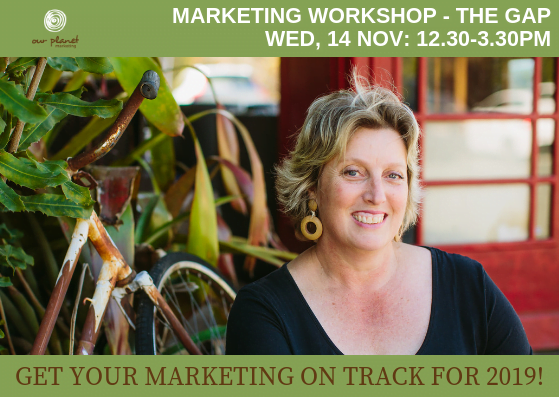 Marketing wellness workshop